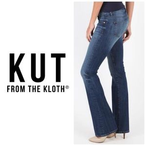 Kit From The Kloth Baby Bootcut Jeans 👖